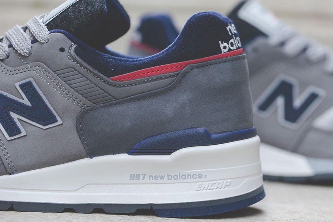 New Balance Woolrich 997 6