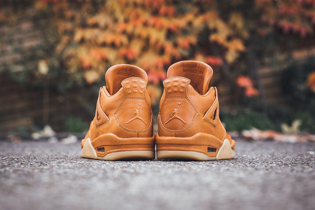 Air Jordan 4 Pinnacle Ginger 1
