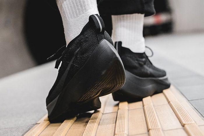 Nike Vapor Street Triple Black 1