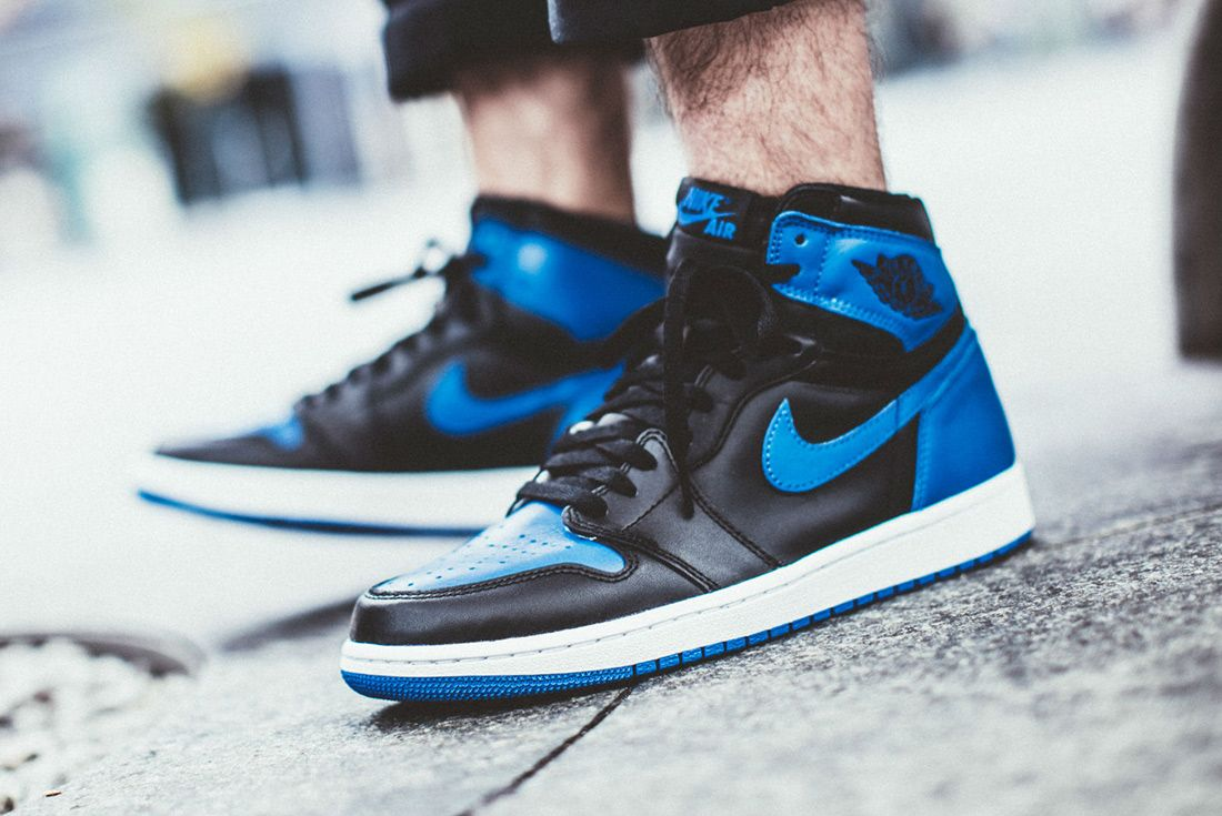 Air Jordan 1 Royal 1