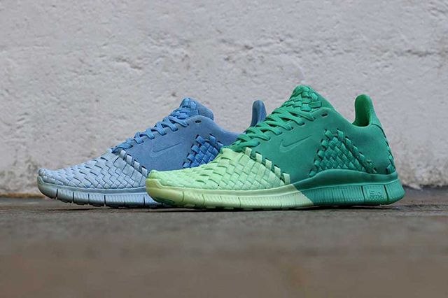 Nike Free Inneva Ii Sp Lakeside Ice Vapour Green5