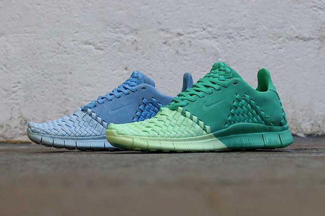 Nike Free Inneva Ii Sp Lakeside Ice Vapour Green5