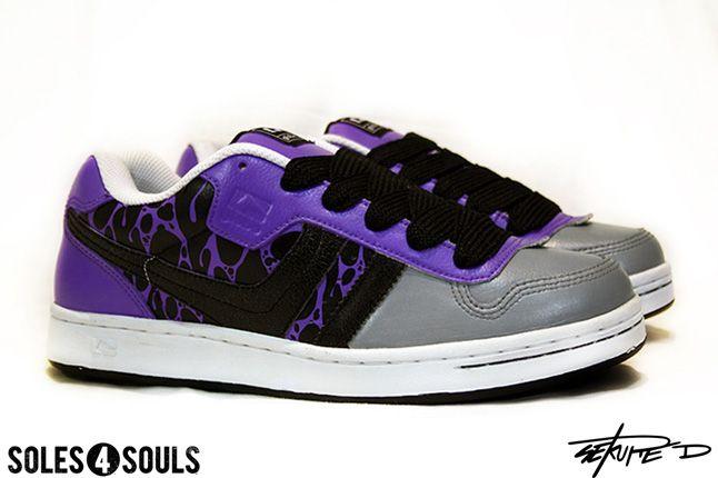 Sekure D Purple Tear Away 1