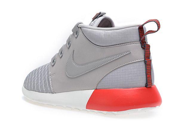 Nike Roshe Run Mid Sneakerboot 2014 Preview 3