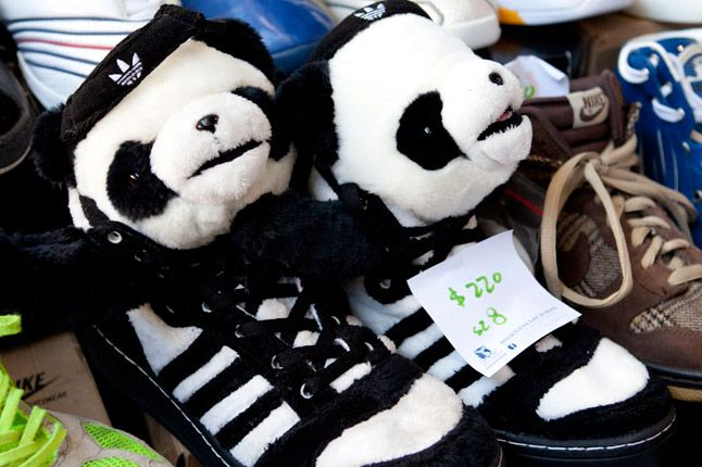 Jeremy Scott Panda Bears 1