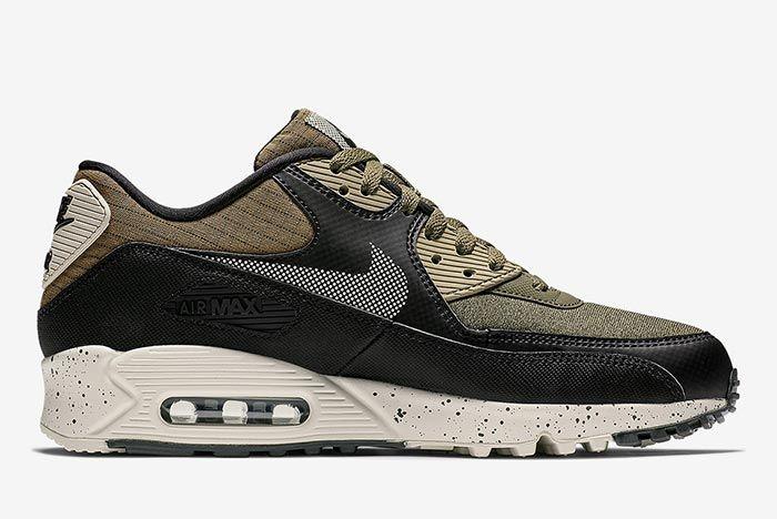 Nike Air Max 90 Black Olive 2