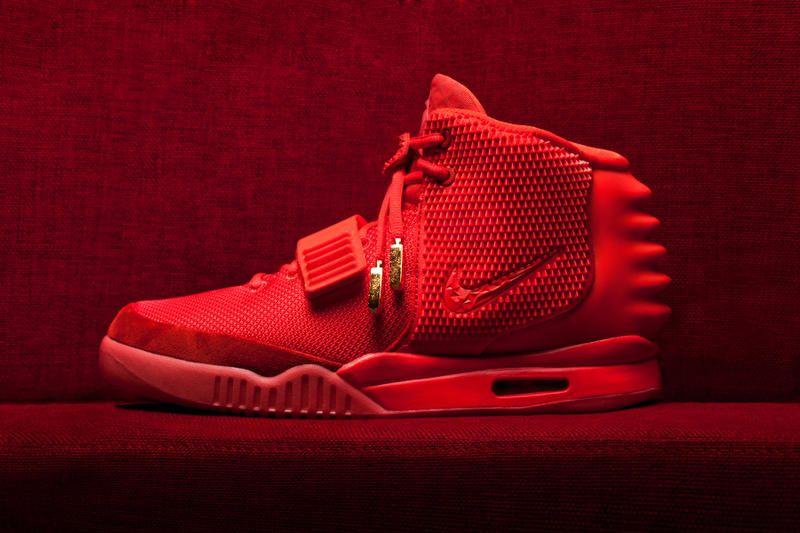 Yeezy 2 'Red October'
