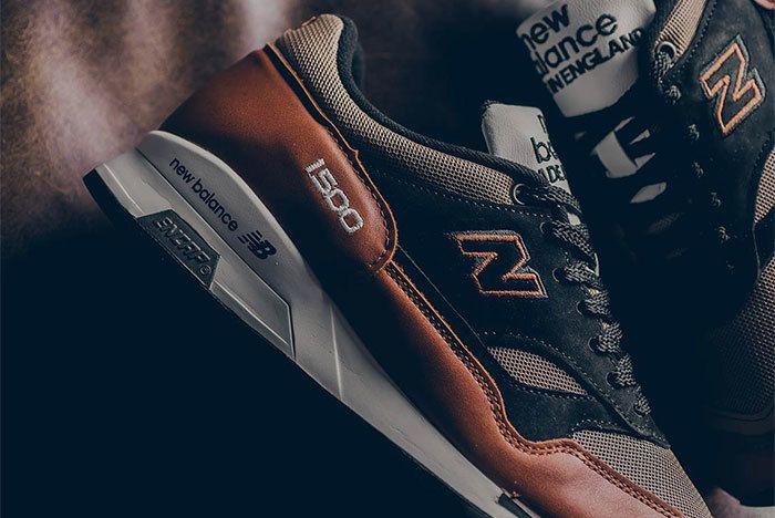 New Balance 1500 Uk Brown Black 8