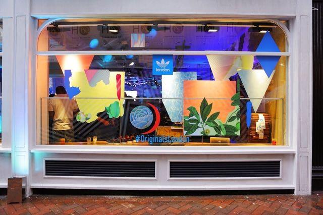 Adidas Originals London Store Opening 2
