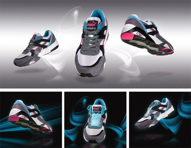 Puma Solebox Rs698 The Light Aka The Disco 1