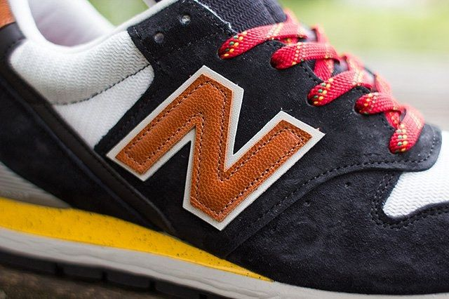 New Balance 996 Black Brown 7