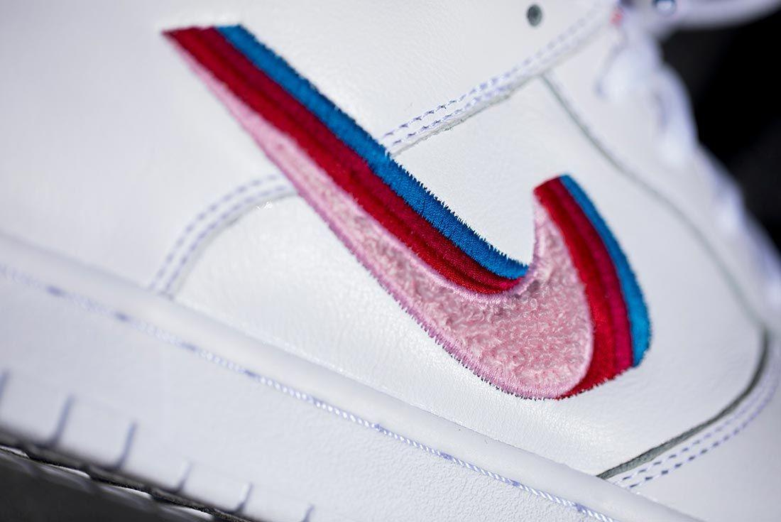Parra Nike Sb Dunk Low Empire 13