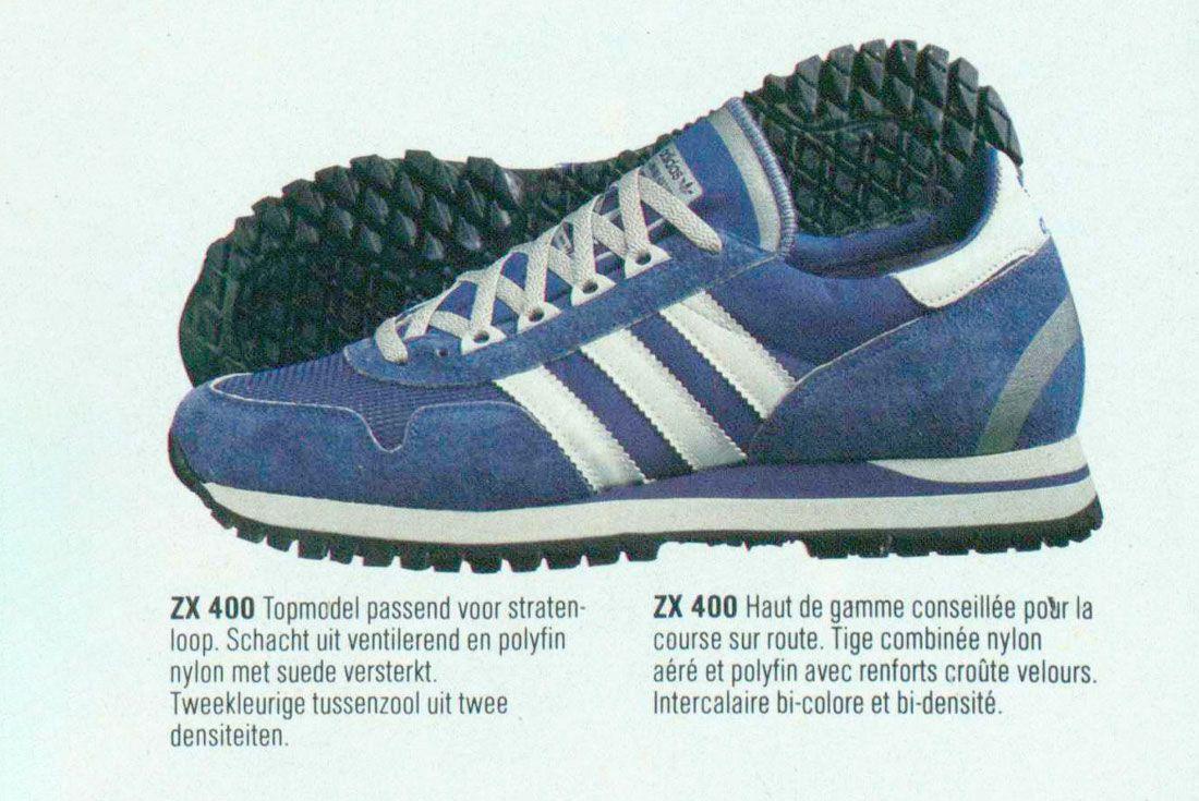 adidas ZX 400 1985