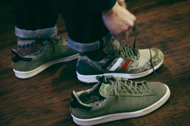 Adidas Bape Undftd Launch Recap 10 1