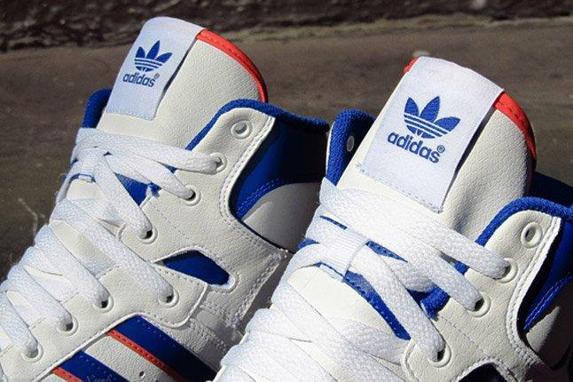 Adidas Conductor Hi Knicks Closeup 1