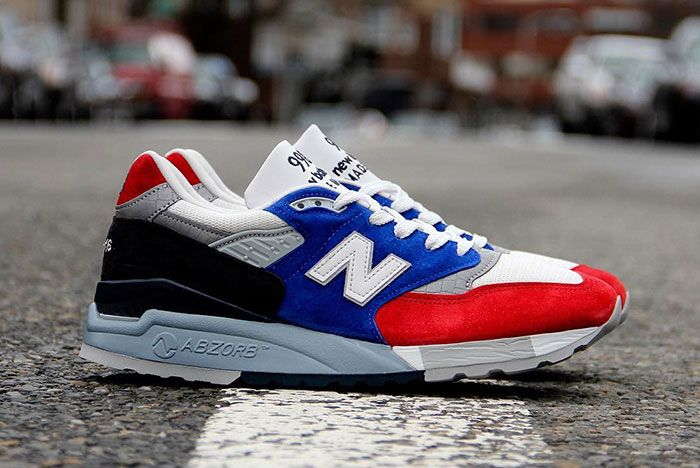 New Balance Concepts