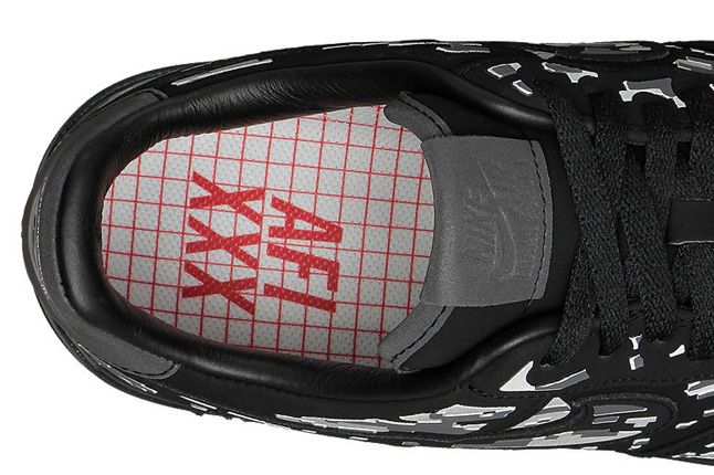 Nike Lunar Force 1 Digi Camo Insole 1