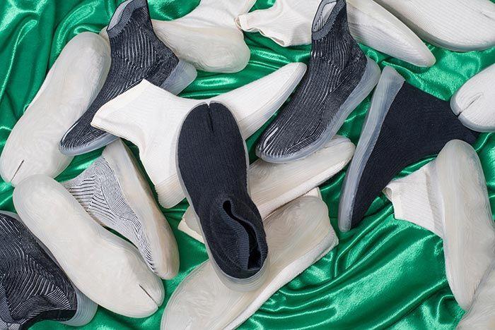 Yeezy Designer Ilysm Tabi Sneaker Group Shot