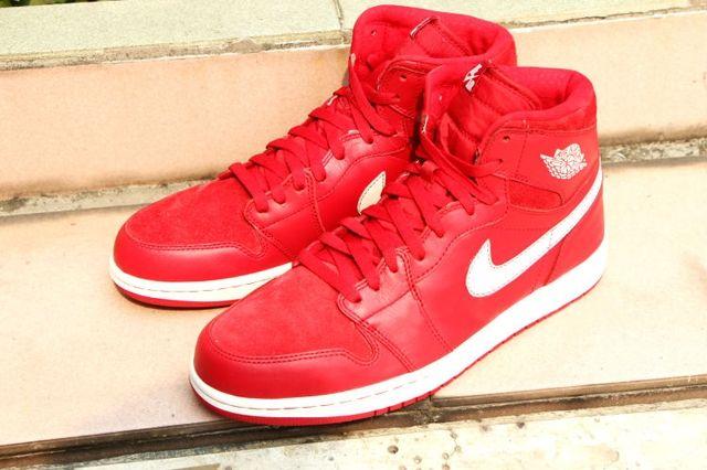 Air Jordan 1 High Og Gym Red 2