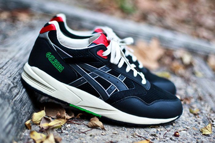 Patta X Asics Gel Saga 2011 Side Outdoor