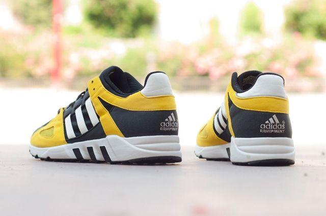 Adidas Eqt Running Guidance 93 Chalk Sun 1