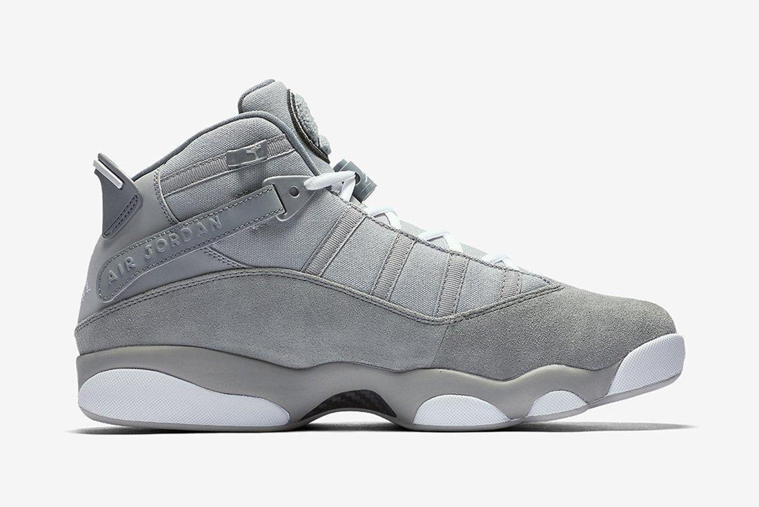 The Jordan Six Rings Returns For 201719