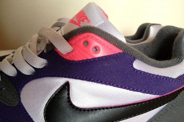 Nike Air Base 2 2013 Sample Swoosh Detail 1