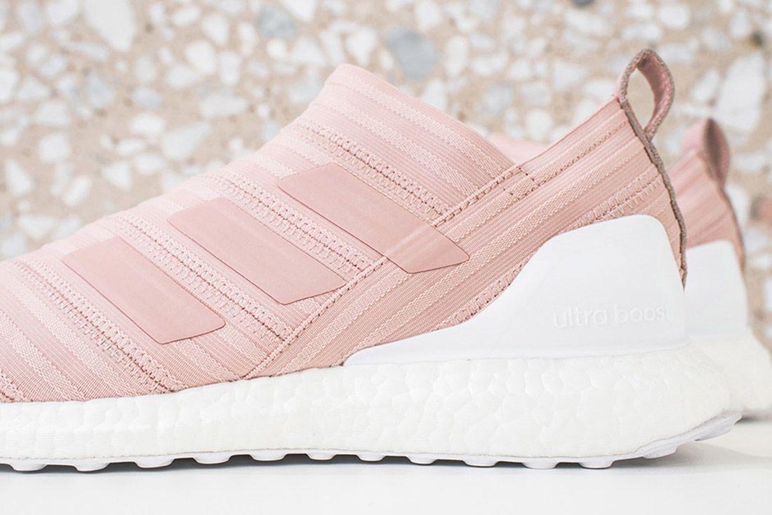 Adidas Kith Nemeziz Pink Flamingo 5