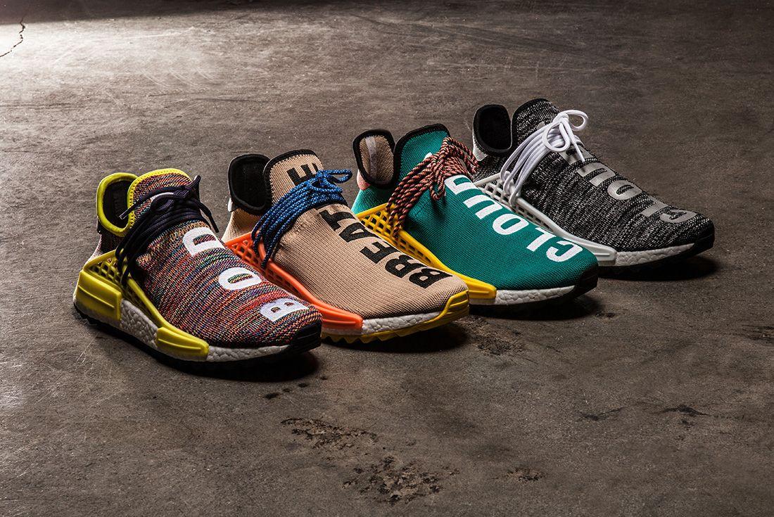 Adidas Hu Nmd Group Sneaker Freaker