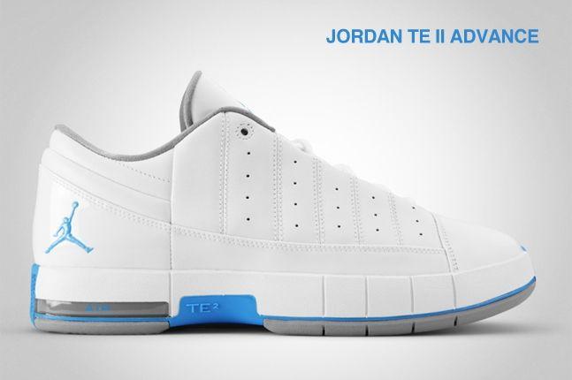 Jordan Te Ii Advance Blue 1