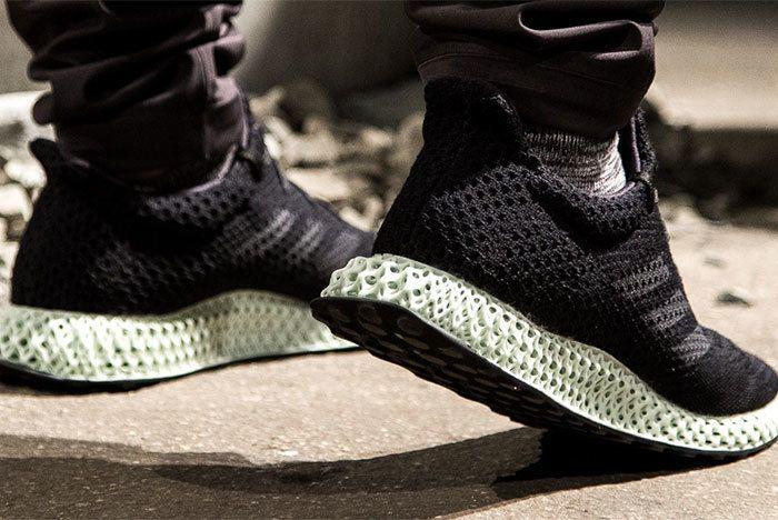 Futurecraft 4 D Adidas Sneaker Freaker