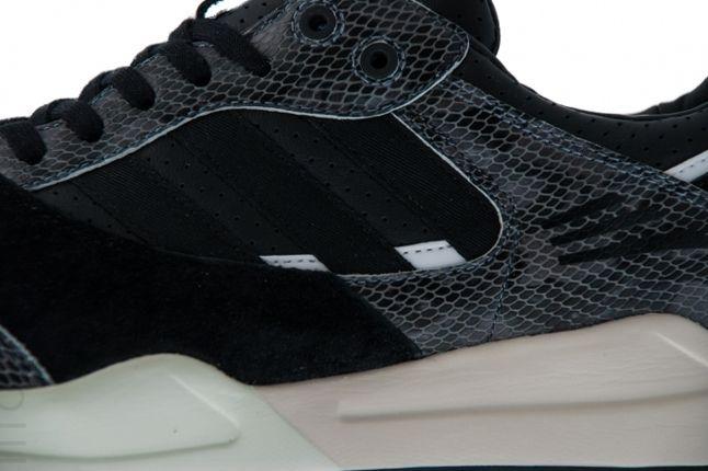 Adidas Tech Super Snakeskin Pack Black Details 1