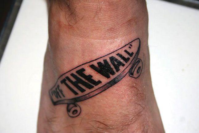 Sneaker Tattoo 8 1