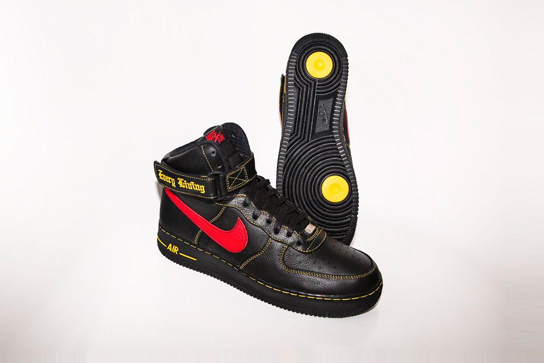 Vlone X Nike Air Force 1 5