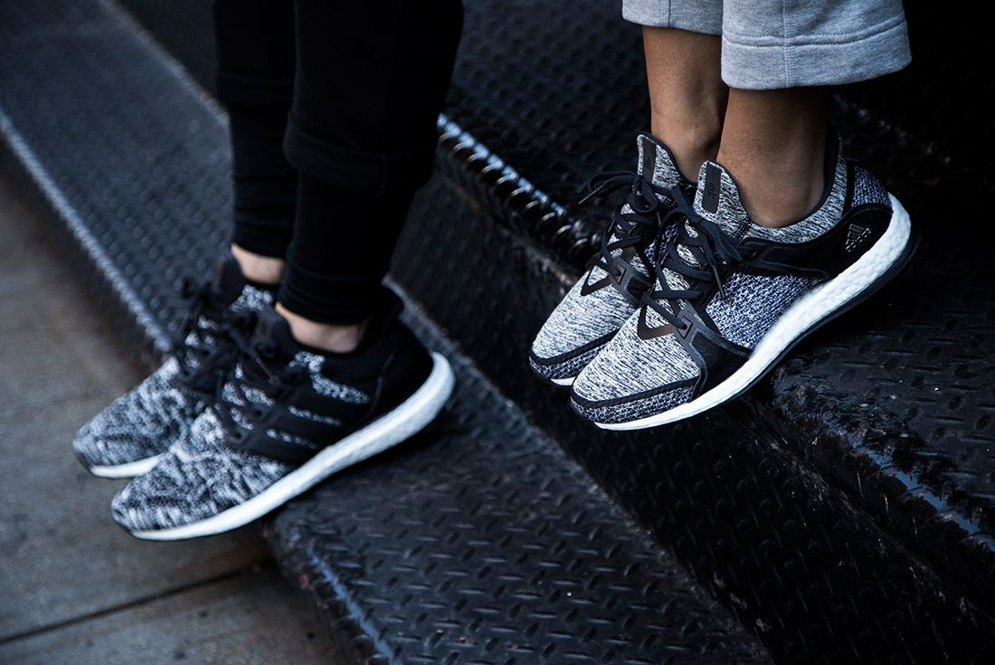 Reigning Champ X Adidas Boost Pack 12