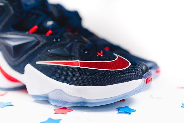 Nike Lebron 13 Usa 6