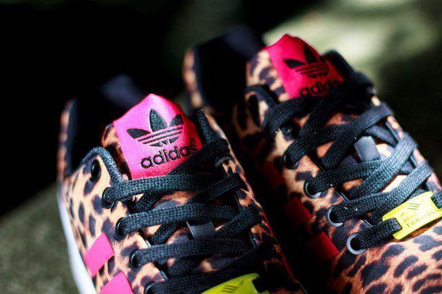 Adidas Flux Leopard 3