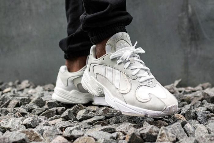 Adidas Yung 1 Cloud White 2