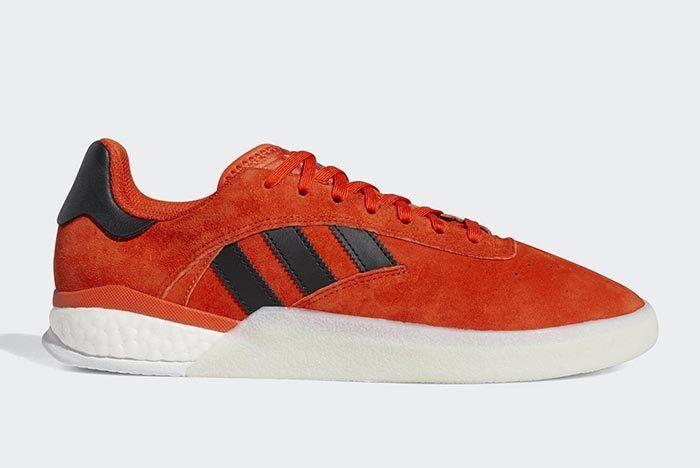 Adidas 3St 004 Collegiate Orange 1