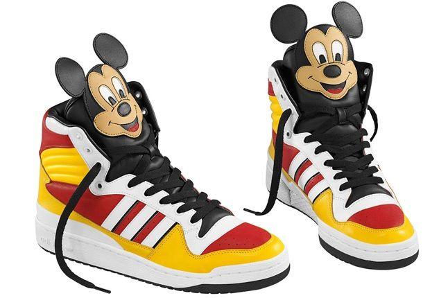 Adidas Jeremy Scott Mickey 1 1