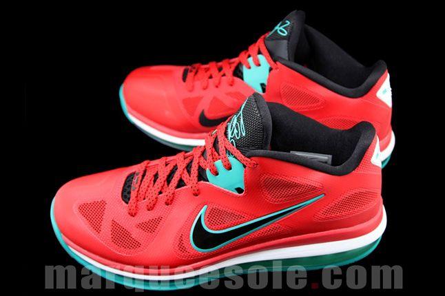 Nike Lebron 9 Liverpool 03 1
