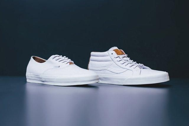Vans Ca Leather Collection 4