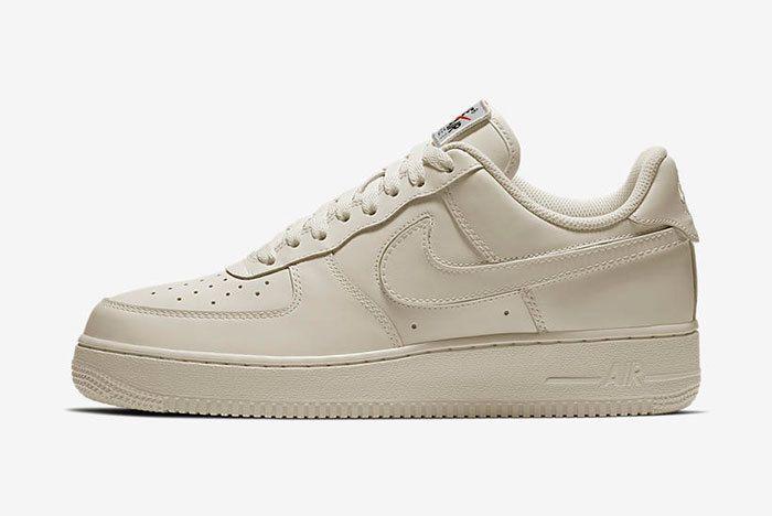 Nike Af1 Swoosh Pack Bone Sneaker Freaker 4