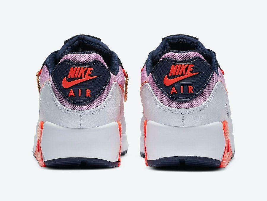 Nike Air Max 90 'Cuban Link'