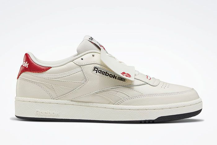 Reebok Club C Revenge Valentines Day Fw5651 Lateral Side Shot