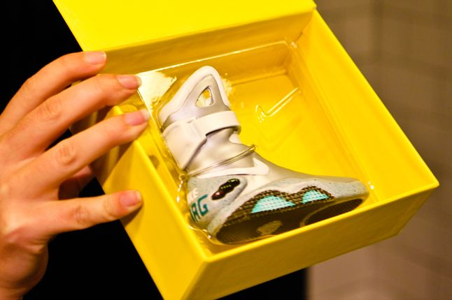 Nike Mcfly London Event Shoes 1