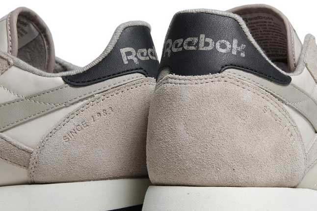 Reebok Classic Leather Heel Detail 1