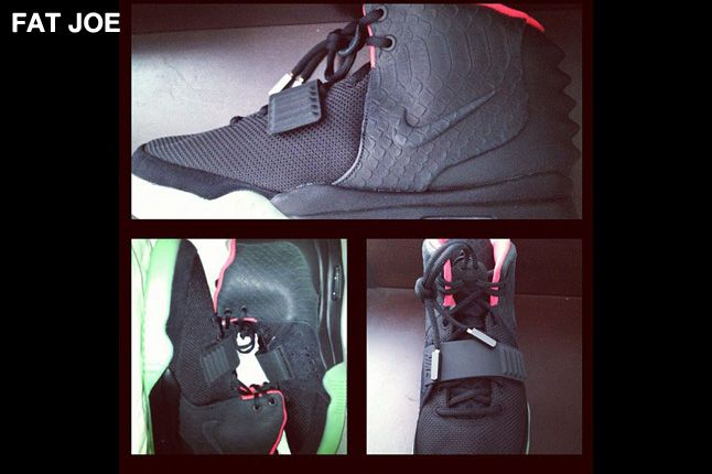Nike Air Yeezy 2 Fat Joe 1