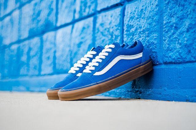 Vans Old Skool Olympian Blue Gum 2