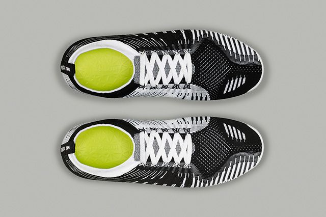 Nike Free Hyperfeel Zebra